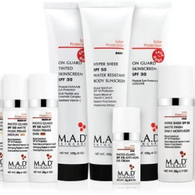 M.A.D. Ürünleri İle Cilt Bakımı
